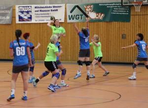 2015-11-07 Frauen I - Schwedt