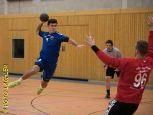 2016-11-19 HSG Männer II - Muencheberg