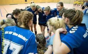 2017-01-14 HSG Frauen 1 - Ahrensdorf