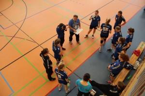 2017-04-01 HSG Frauen 1 - Luckenwalde
