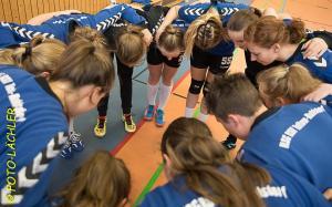 2018-01-20 HSG Frauen 1 - Cottbus