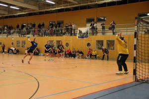 2018-01-27 HSG Frauen 1 - Brandenburg